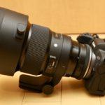 【SIGMA 105mm F1.4 DG HSM ARTライン】買ってみたレビューと感想